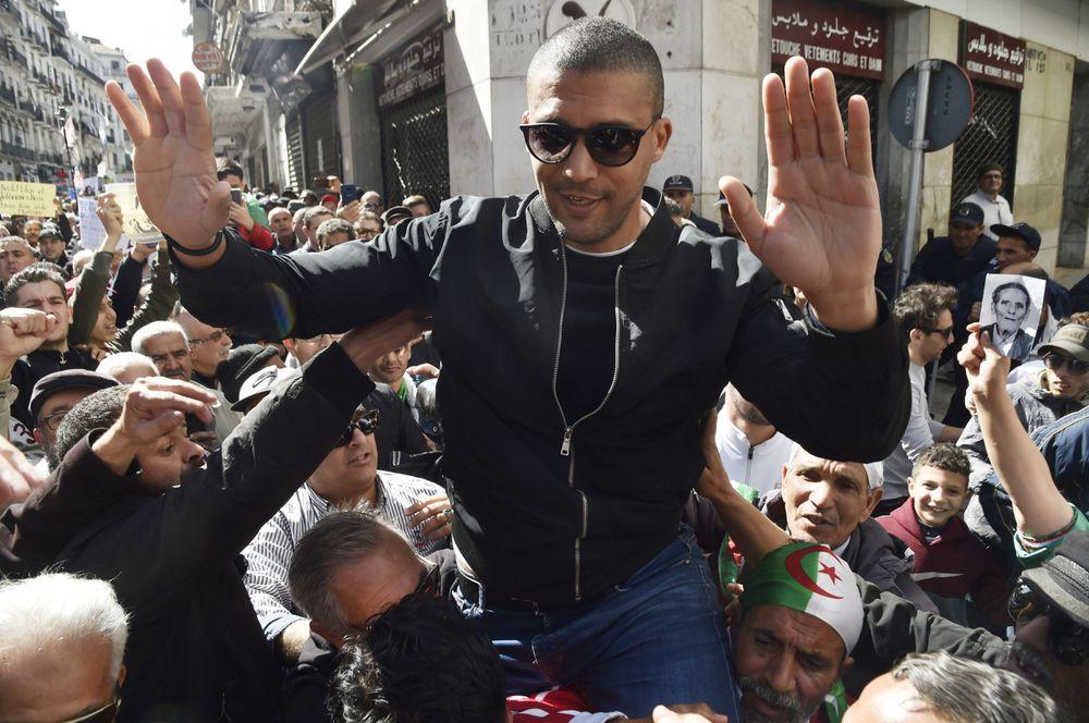 Condenado a tres años de cárcel un conocido periodista independiente argelino