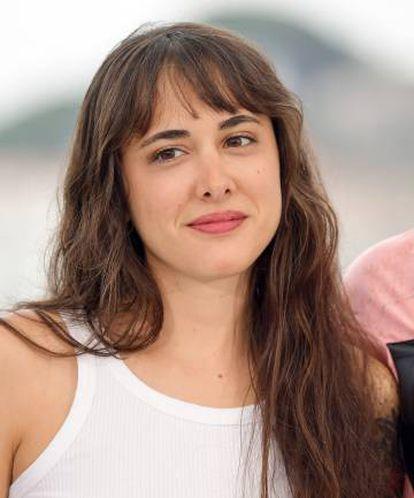 La cineasta Agustina San Martín.