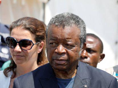 El microbiólogo congoleño Jean-Jacques Muyembe, el pasado agosto.