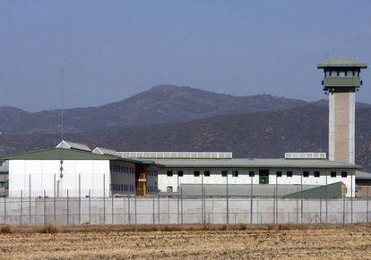 Exterior de la cárcel de Córdoba, uno de los escenarios del experimento.