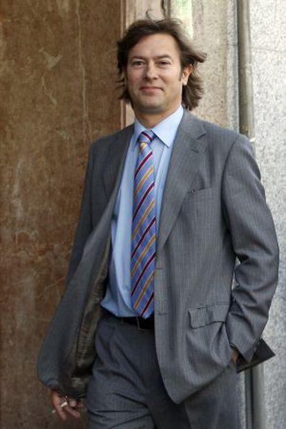 El juez de la Audiencia Nacional, Santiago Pedraz.