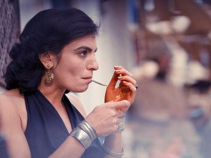 Yumna Marwan, en un instante de la primera temporada de 'Little Birds'.