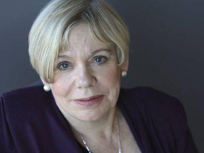 Fotografía de la pensadora e investigadora británica Karen Armstrong, ganadora del Premio Princesa de Asturias de Ciencias Sociales 2017.