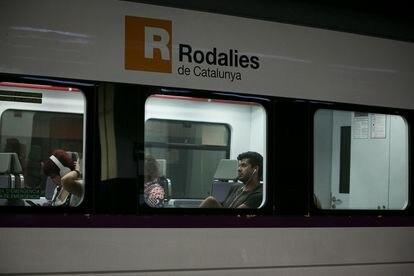 Estación de Rodalies de Sant Andreu Arenal (Barcelona)