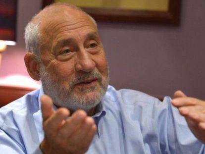 El Nobel de Economía Joseph Stiglitz, en una imagen de archivo.