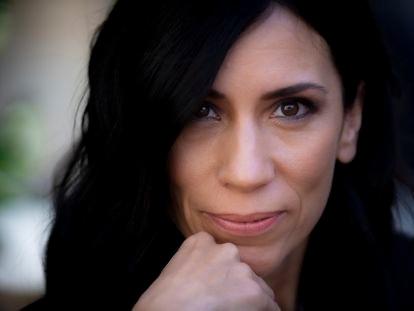 La actriz Itziar Miranda, protagonista de 'Amar es para siempre'.