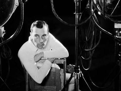 El actor y director Buster Keaton, en una imagen sin datar. En vídeo, tráiler del documental 'El gran Buster'.