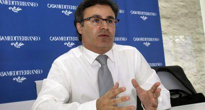 Haizam Amirah Fernández, autor del informe del Real Instituto Elcano.
