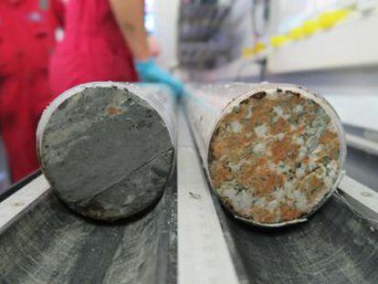Un estudio reconstruye minuto a minuto lo que pasó hace 66 millones de años gracias a un cilindro de roca extraído de la zona de impacto
