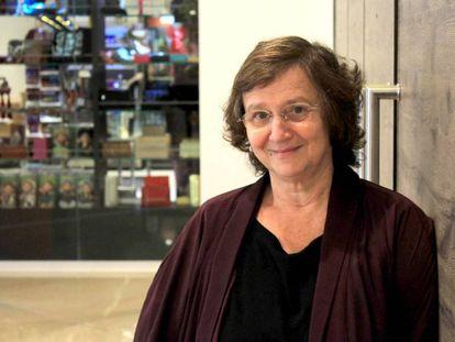 La escritora argentina afincada en España Clara Obligado.