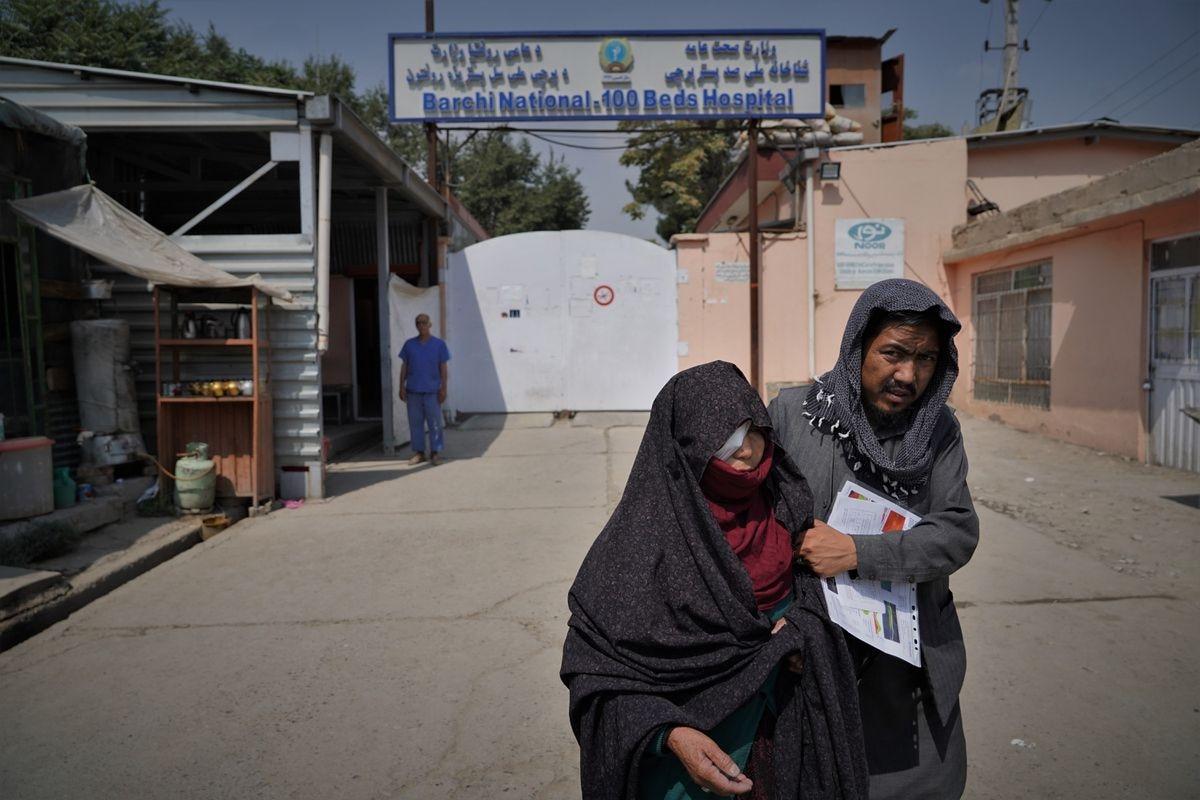 Dasht-e-Barchi, el barrio más amenazado de Kabul