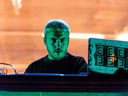 Branko en concierto en el Festival de Musicas del Mundo de Sines 2019.