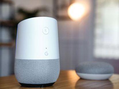 Probamos el nuevo dispositivo de Google, capaz de controlar todos los equipos conectados a la misma red mediante órdenes de voz