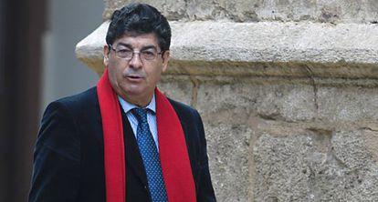 Diego Valderas, en diciembre pasado.