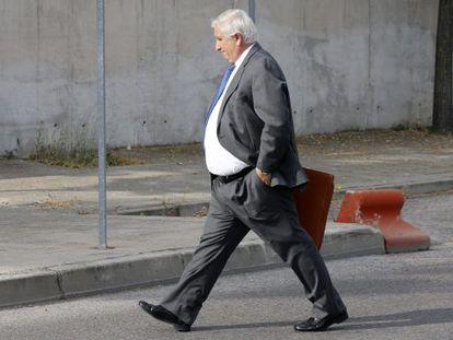 El exdirector general de Caixa Penedès, Ricard Pagès.