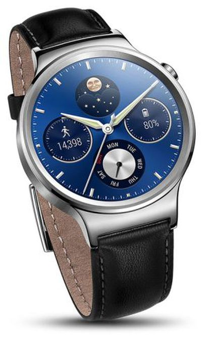 Huawei Watch.