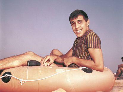 Adriano Celentano en 1962.