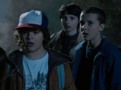 La nueva serie de Netflix revive la década de los ochenta, las películas de Spielberg y las novelas de Stephen King