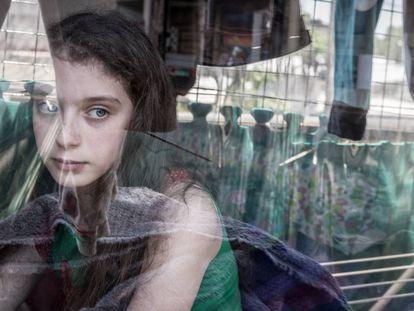Rivka Schiller, 11 años. Su madre denunció 45 veces a su expareja por la violencia que ejercía sobre ella y sus tres hijas.