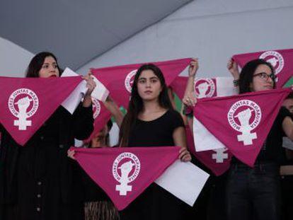 Las autoras se pronuncian en la FIL del Zócalo a favor de la paridad de género en las citas culturales