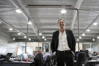 Ignacio Herrero, director general de la compañía valenciana Ahora Soluciones.