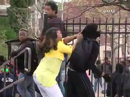 La madre coraje de Baltimore