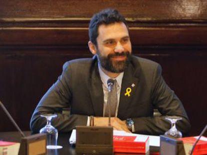 El secesionismo lleva su desencuentro a la Mesa del Parlament