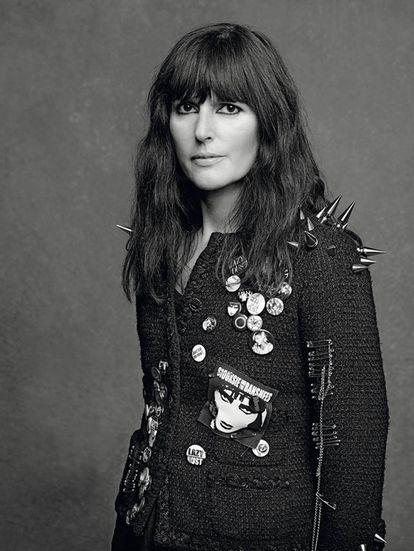 La directora artística de Chanel, Virginie Viard.