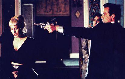 Patricia Arquette interpreta a Alice, la mujer de Bill Pullman, en 'Carretera perdida'. Sí, el cine de David Linch es enrevesado. Pero esta es su película más loca.