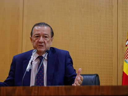 El fiscal jefe de Tráfico, Bartolomé Vargas, en una imagen de julio de 2020.