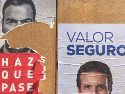 Revés a la estrategia de Sánchez de reeditar la foto de Colón después de que la Junta Electoral excluya a Vox de la confrontación entre líderes