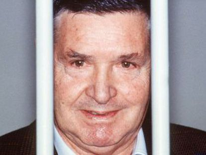Salvatore 'Totó' Riína, en una foto de archivo