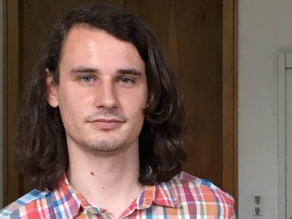 Peter Scholze, premio mejor matemático menor de 35 años.