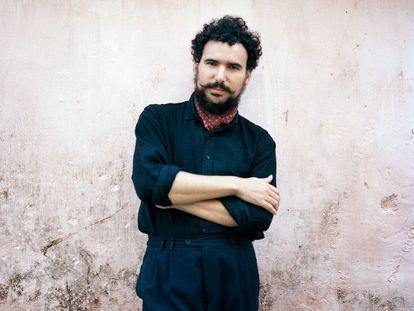 El cantautor Víctor Herrero en una imagen promocional.