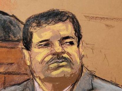 El capo acusa a Estados Unidos de ser un país corrupto, denuncia las torturas que sufrió y que no se le permitió un segundo juicio