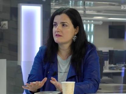 La historiadora Pilar Mera.