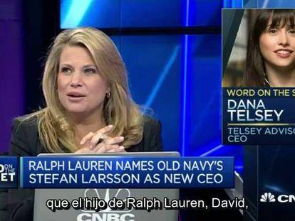 Ralph Lauren deja el cargo como director general de su propia empresa