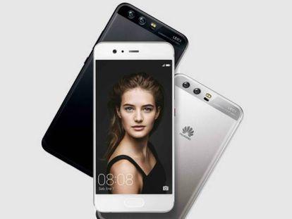Huawei P10 Plus, una de las presentaciones estrella del Mobile World Congress 2017.