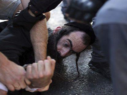 Seis heridos en un ataque durante la marcha del orgullo gay en Jerusalén