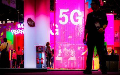 Demostración de 5G en el MWC19