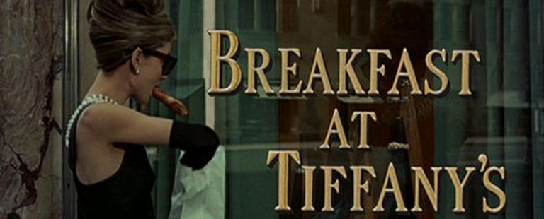 Fotograma de la película <i>Desayuno con diamantes</i>.