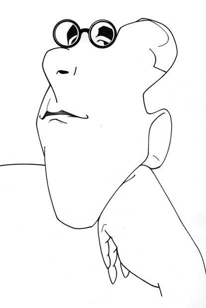 """""""La vida es real, lamentablemente diría alguién. Quizás me hice escritor por eso, para refugiarme en el mundo de los libros"""", afirma César Aira (Coronel Pringles. Argentina, 1949)"""