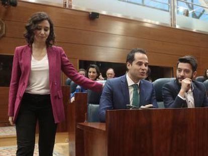 Ni Isabel Díaz Ayuso ni Ángel Gabilondo cuentan con los apoyos necesarios, por lo que arranca el plazo de dos meses para lograr un presidente o se convocarán nuevas elecciones