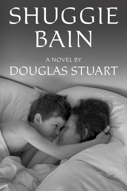 """This cover image released by Grove shows """"Shuggie Bain,"""" a novel by Douglas Stuart. The Scottish writer has won the Booker Prize for fiction  for his novel about a boy?s turbulent coming of age in hardscrabble 1980s Glasgow. Stuart won the prestigious 50,000 pound ($66,000) award for his first published novel. (Grove via AP)"""