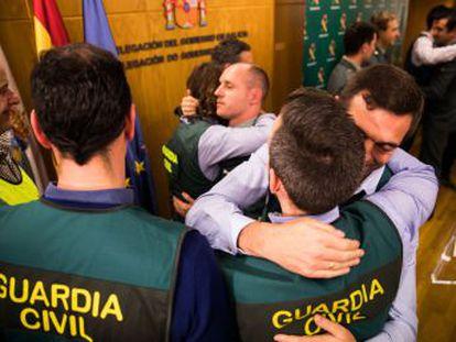 La Guardia Civil trabajó durante 500 días para resolver un caso que se terminó cerrando en una  semana frenética