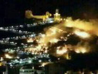 Acusa a Sanjuán, del PP, de provocar un incendio por  frontal inobservancia  de la normativa sobre fuegos artificales