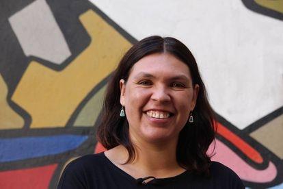 Bárbara Figueroa Sandoval, licenciada en Psicología y profesora de Filosofía, es la primera mujer en encabezar una central multisindical a nivel latinoamericano.