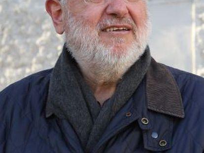 El escritor jienense Juan Eslava.