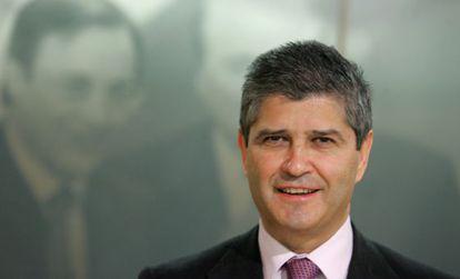 Fernando Martín, presidente de Martinsa-Fadesa
