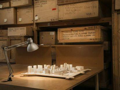 Exposición de la Fundación Miralles.
